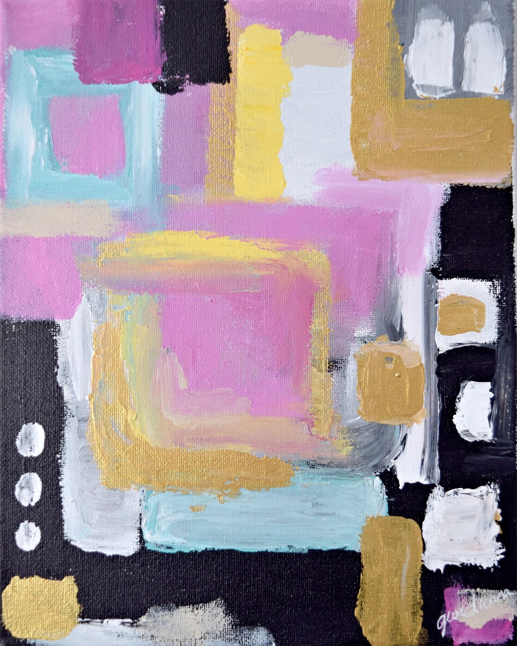 bekende abstracte kunstwerken