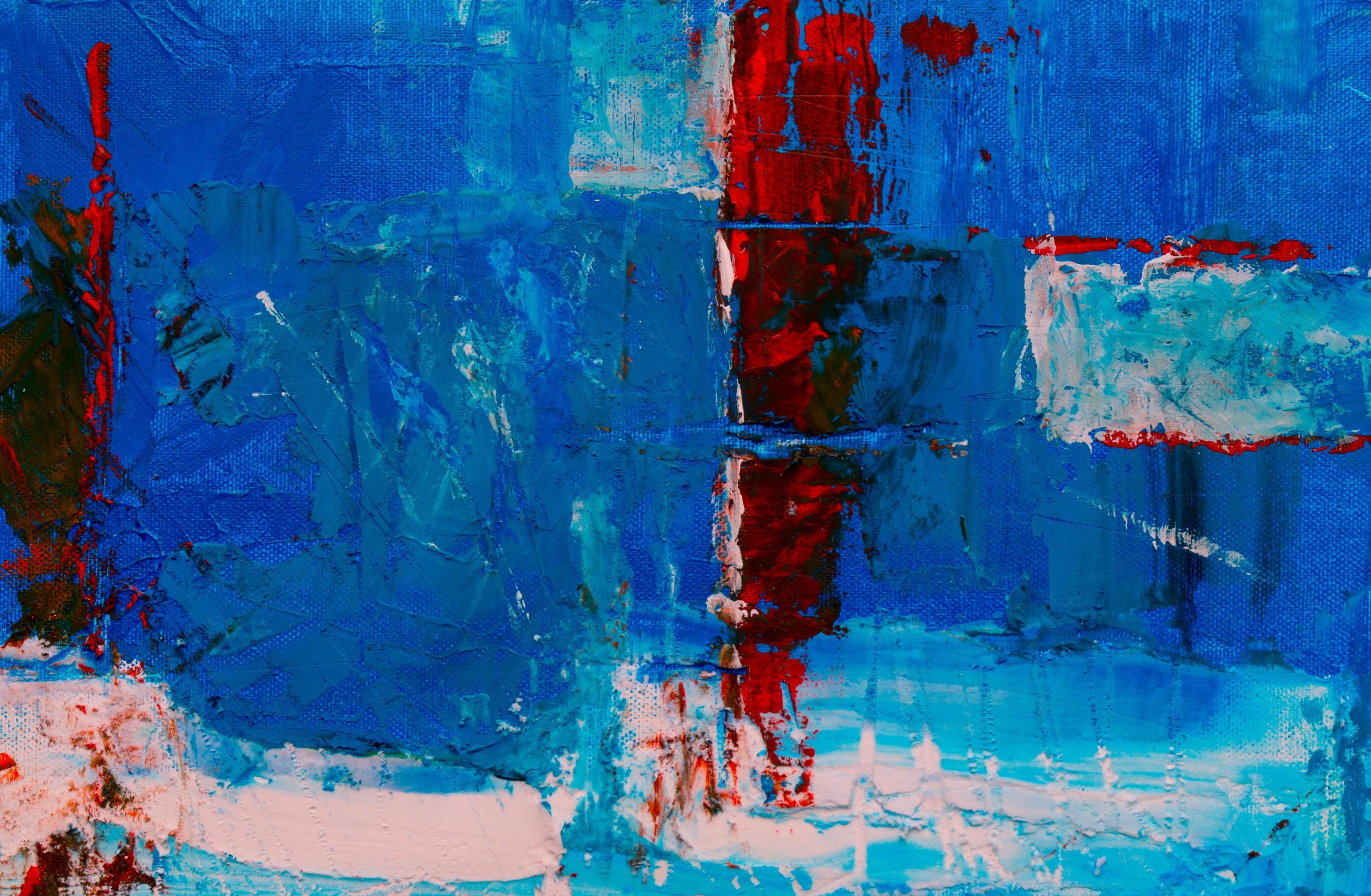 Extreem Hoe kun je abstracte kunst begrijpen? - Maassluismuseum #HL92